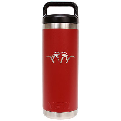 Blaser Yeti 18oz Rambler Bottle - Brick Red