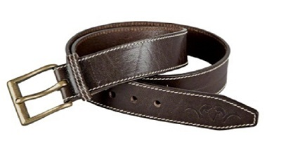Leather belt Serengeti