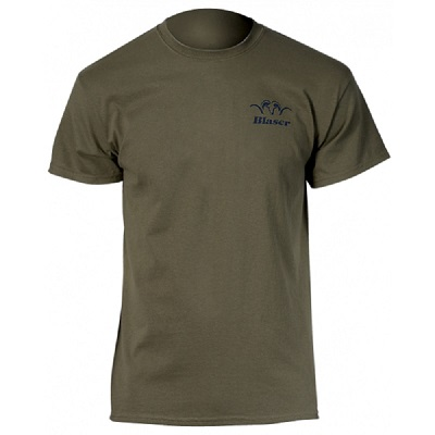 Trigger Your Passion T Shirt - Army Green