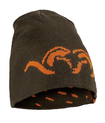 Blaser ARGALI Reversible Beanie - Brown