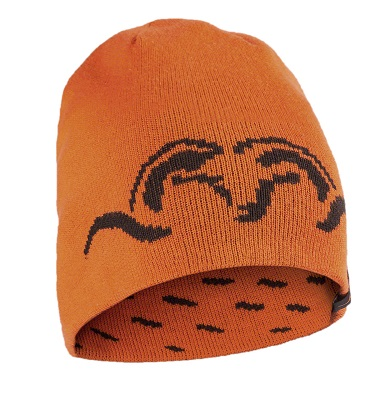 Blaser ARGALI Reversible Beanie - Orange