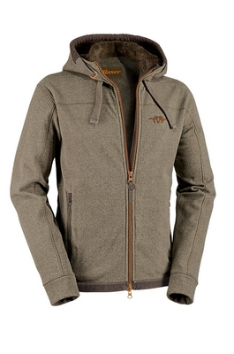 Blaser Mens Fleece Jacket